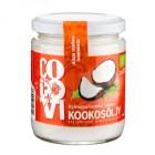 CocoVi Kylmäpuristettu kookosöljy, luomu, 250 ml