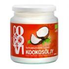 CocoVi Kylmäpuristettu kookosöljy, luomu, 500 ml