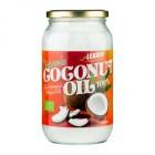 Leader Natural Foods Kookosöljy, luomu, 1000 ml