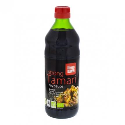 Lima Tamari -luomusoijakastike, 500 ml