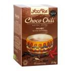 Yogi Tea Suklaa Chili -tee, luomu, 17 –