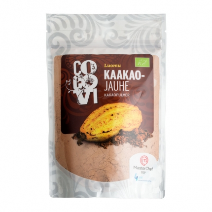 CocoVi Kaakaojauhe, luomu, 200 g