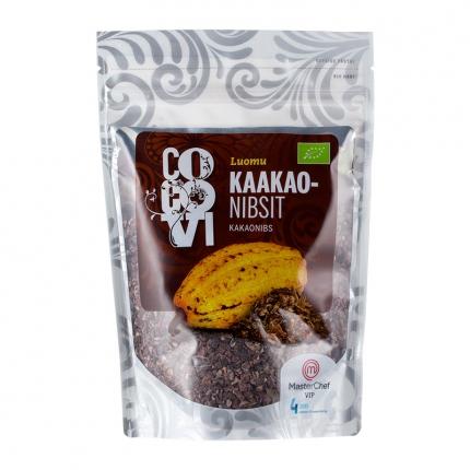 CocoVi Kaakaonibsit, luomu, 250 g
