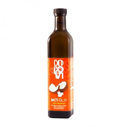 CocoVi MCT-öljy, 500 ml