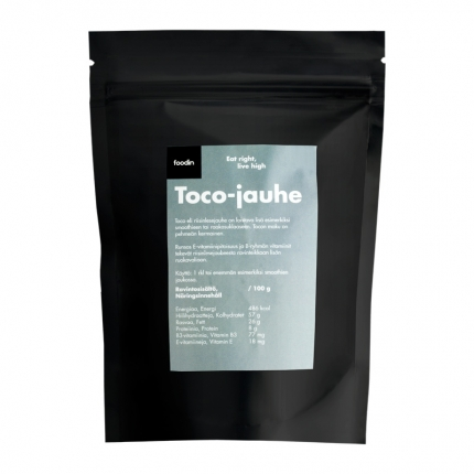Foodin Toco -riisinlesejauhe, 300 g