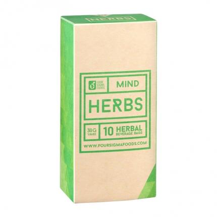 Four Sigma Foods Mind Herbs -jauhe, 30 g