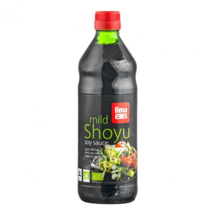 Lima Shoyu -luomusoijakastike, 500 ml