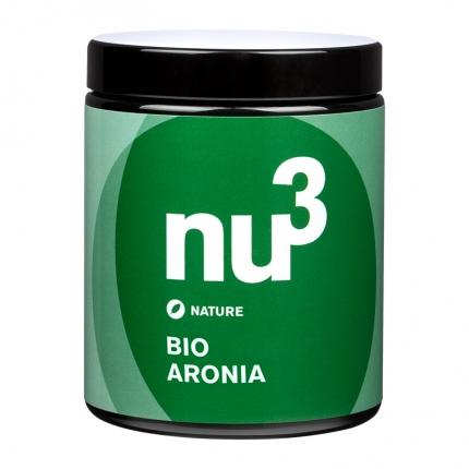 nu3 Aroniajauhe, luomu, 100 g