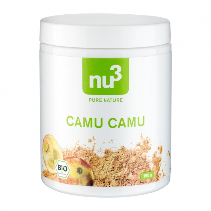 nu3 Camu camu -jauhe, luomu, 150 g