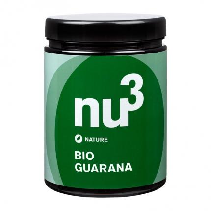 nu3 Guaranajauhe, luomu, 500 g