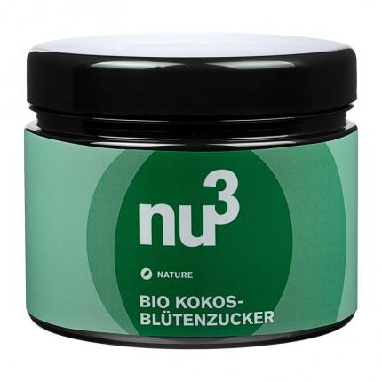 nu3 Kookossokeri, luomu, 330 g