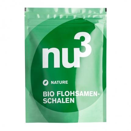 nu3 Psylliumin siemenet, luomu, 250 g