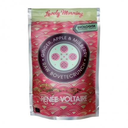 Renée Voltaire Bovete Crunch -tattarimysli, inkivääri-omena-mulperi, 250 g