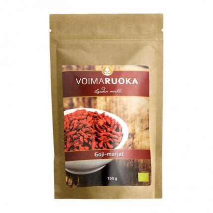 Voimaruoka Goji -marjat, luomu, 150 g